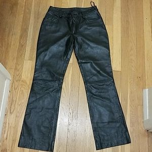 Wilson's Leather Maxima Pants